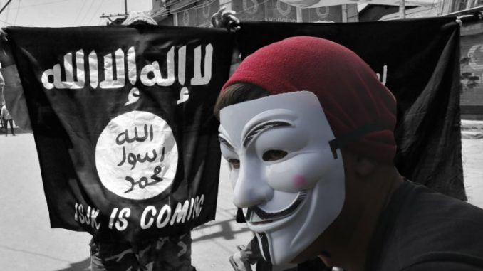 Anonymous prepare for their day of ISIS trolling on Friday 11th December