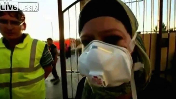 BBC and CIA faked Syria chemical attacks in 2013