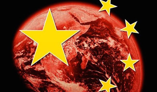 China calls for a new NATO world army