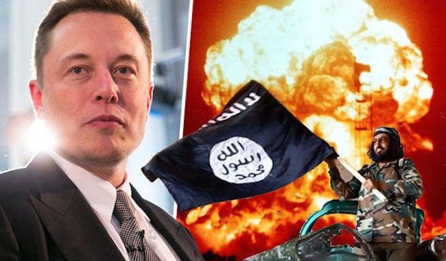 Elon Musk says humans must get to Mars before the outbreak of World War III