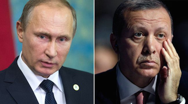 Russia asks Erdogan to keep his promise and resign