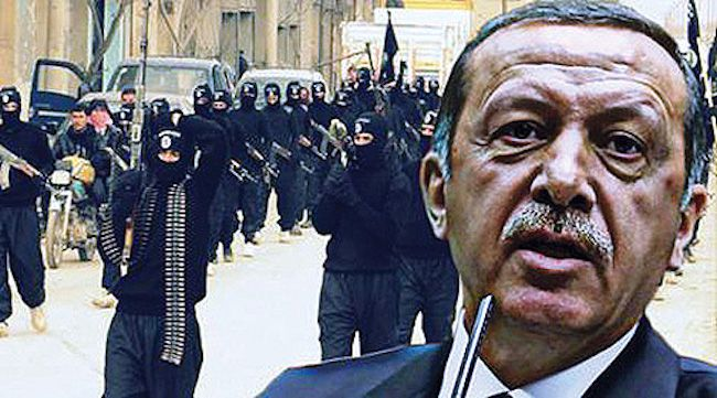 Turkish President Erdogan declares himself the leader of ISIS, says he hopes for World War 3