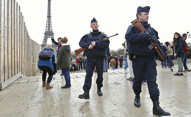 French emergency anti-terror laws set to become permanent