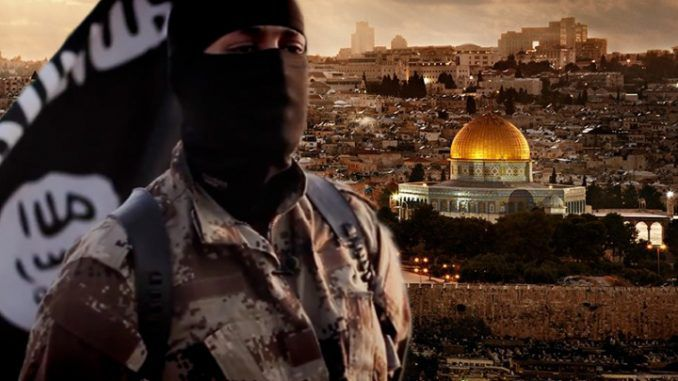 Israel fear that they may be the next target for an ISIS attack