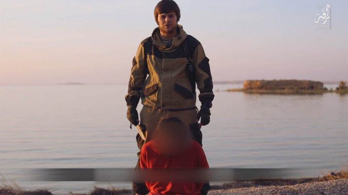 ISIS release new beheading video with Russian victim