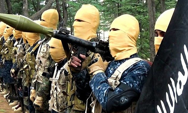 ISIS to send sinister scientist army to Europe to launch a chemical and biological attack