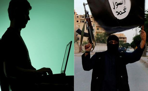 Anonymous hack ISIS twitter accounts and link them back to UK government agency The Department for Work and Pensions