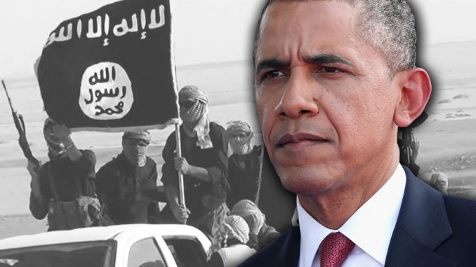 Lawmakers investigate Barack Obama for helping ISIS