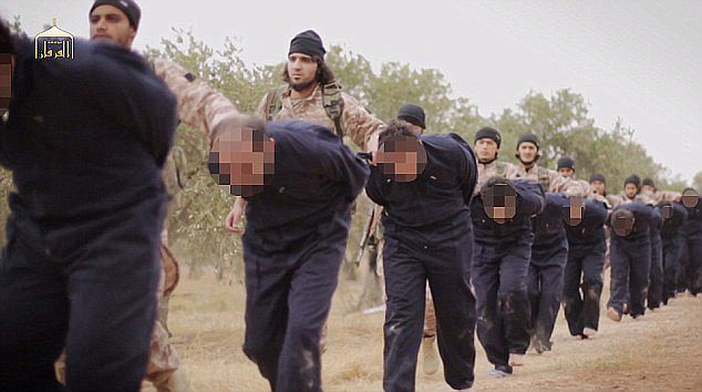 ISIS have sanctioned human organ harvesting