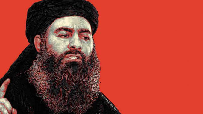 ISIS leader nominated for Time Magazine person of the year award