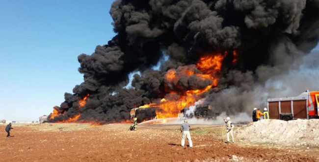 Russia destroys over 1200 ISIS oil tankers