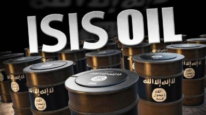 ISIS oil