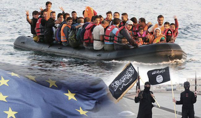 ISIS threaten to behead EU citizens unless they convert