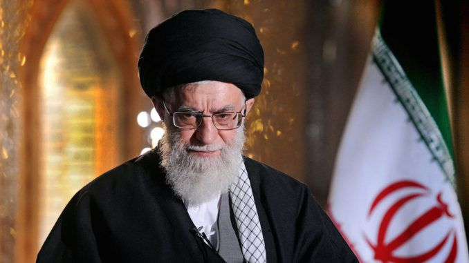 Iran's Supreme Leader Ali Khamenei says he will destroy the New World Order