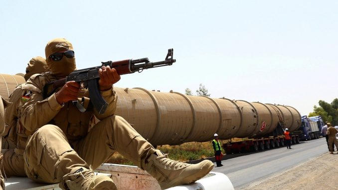 Kurdish embroiled in ISIS oil smuggling scandal