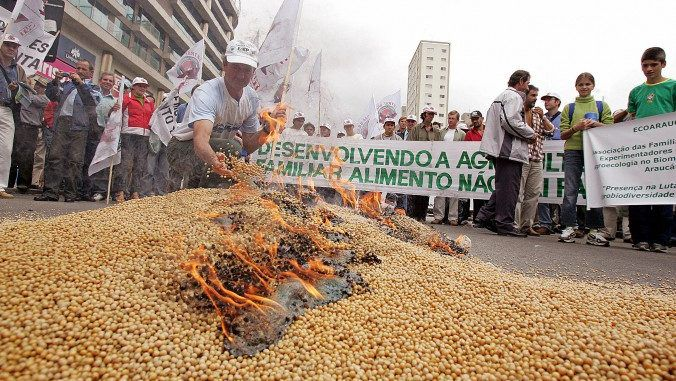 Monsanto are being taken to the International Criminal Court for 'crimes against humanity'