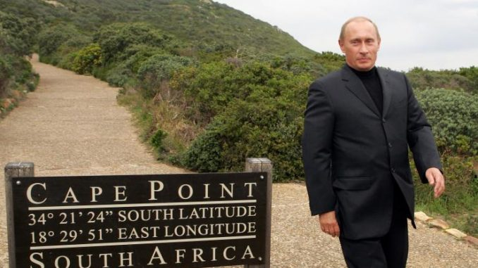 Putin's unusual walk is due to his KGB past say neurologists