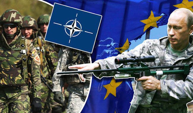 Russia calls for NATO's immediate dissolution