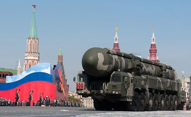 Russia to continue developing the world's most advanced nuclear weapons says Putin