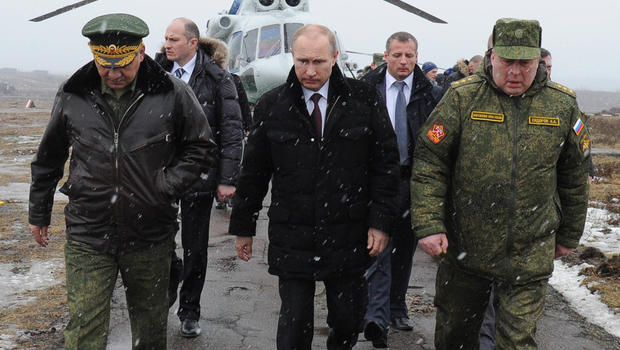 Vladimir Putin orders Russian military to protect Kurds in Turkey who face genocide