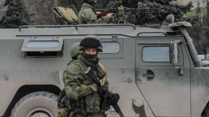 Putin admits that there is a Russian military presence in Ukraine