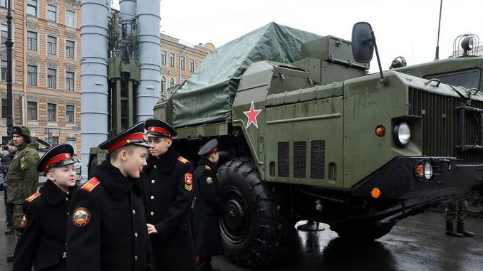 S-300 missiles delivered to Iran