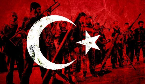 Authorities in Syria have accused Turkey of helping ISIS