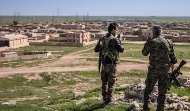US army to build military airbase in Syria without permission