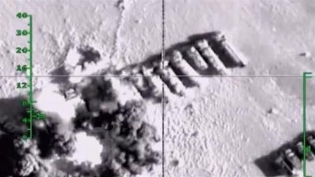 Russia accuse America of colluding with Turkey in supporting ISIS militants