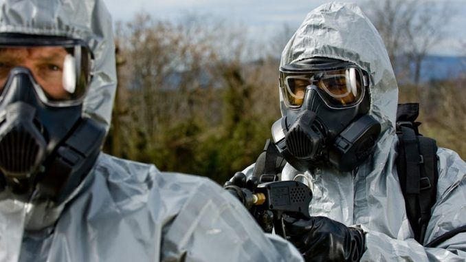 US government stockpiling medical supplies in case of nuclear war outbreak