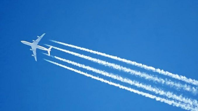 US senate admit that chemtrails are real and killing humans