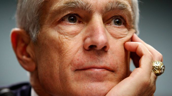 Former NATO commander Wesley Clark says that ISIS serves the interests of Turkey and Saudi Arabia