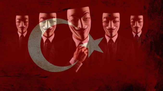 Anonymous declare war on Turkey for supporting ISIS terrorists