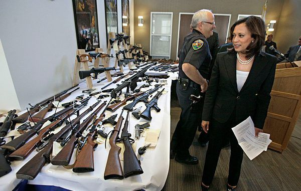 California to start seizing guns without notice from January 1st, 2016