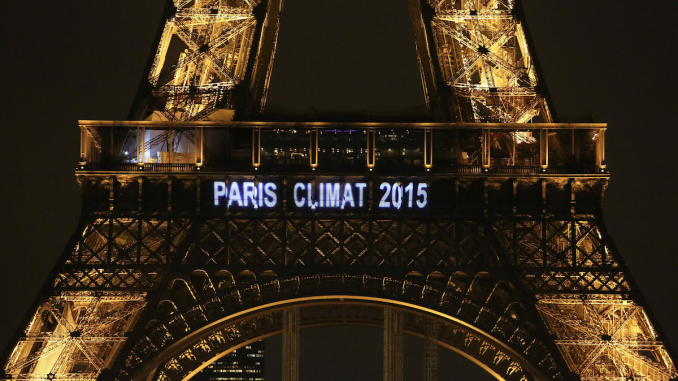 Climate change scientists completely debunk climate change hysteria at the COP21 conference in Paris