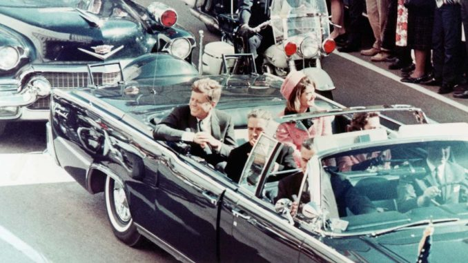 Allen Dulles and the assassination of JFK