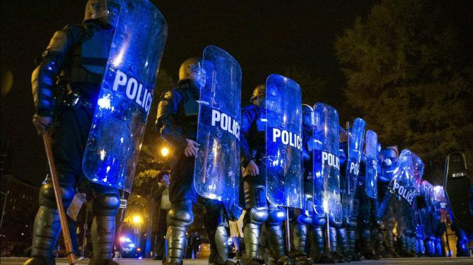UN announces plans for a global police force