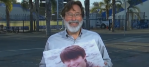 False flag formula giggles: laughing crisis actor Richard Martinez apparently thinks it's pretty funny how his son was murdered.