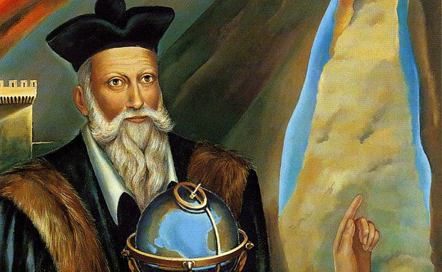 Nostradamus documentary examines predictions that have come true and continue to come true in build up to world war 3