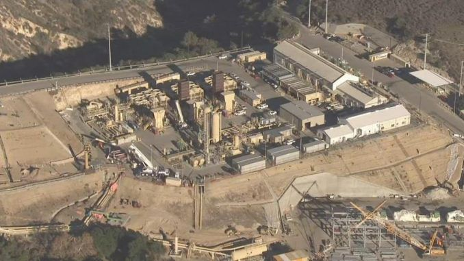 Porter Ranch gas leak the worst natural disaster since the BP oil spill