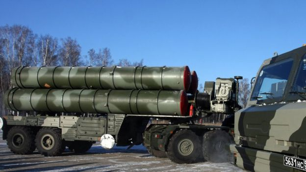 Russia acquire more S-400 missiles