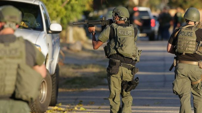 Were the San Bernardino shootings a false flag operation? Active shooter drills were conducted just 2 days before the California shootings, and the FBI had been monitoring the suspects