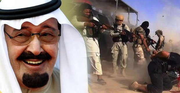 Germany warns Saudi that they must stop supporting ISIS terrorists