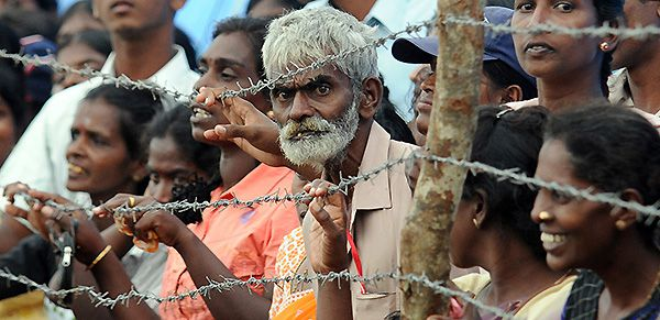 Secret detention centers in Sri Lanka discovered by UN