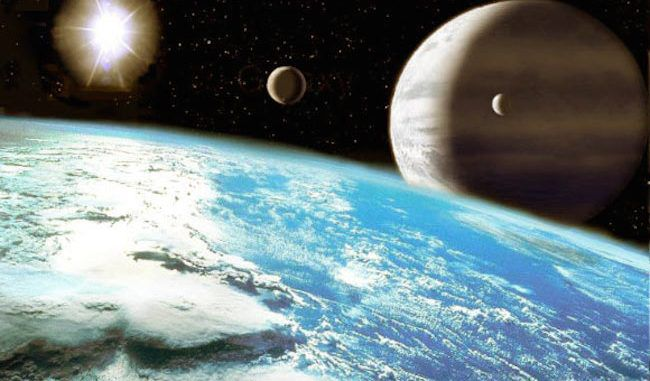 Super earth planets discovered in our solar system