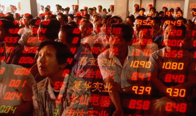 China says it will plunge the UK and America into a complete financial meltdown
