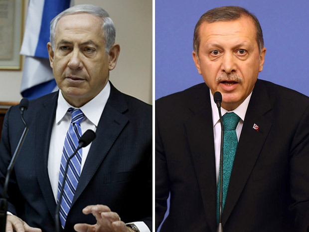 Erdogan says that Israel and Turkey 'need each other'