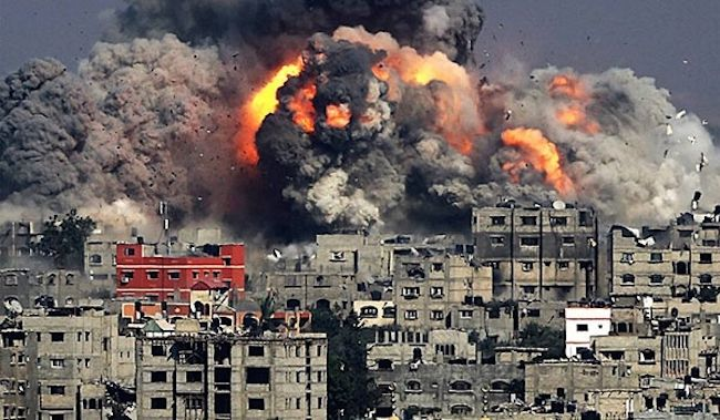Palestinians have expressed fears that Israel may be about to commit more genocide in Gaza