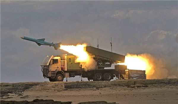 Iran fires 3 cruise missiles amid war games exercises against the U.S.