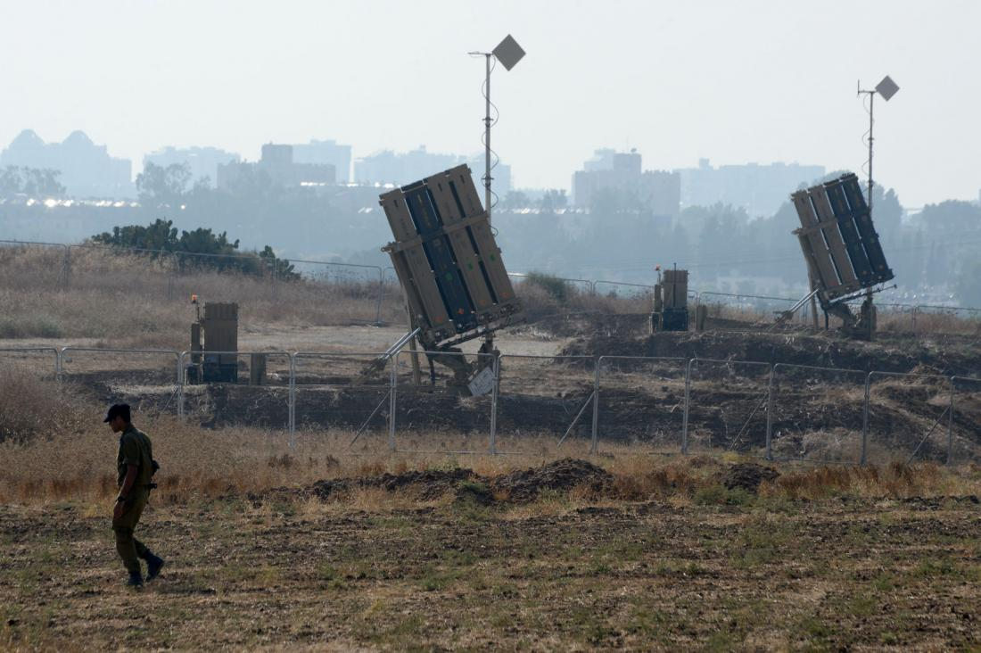 Israel claim ISIS fired rockets at them from Gaza
